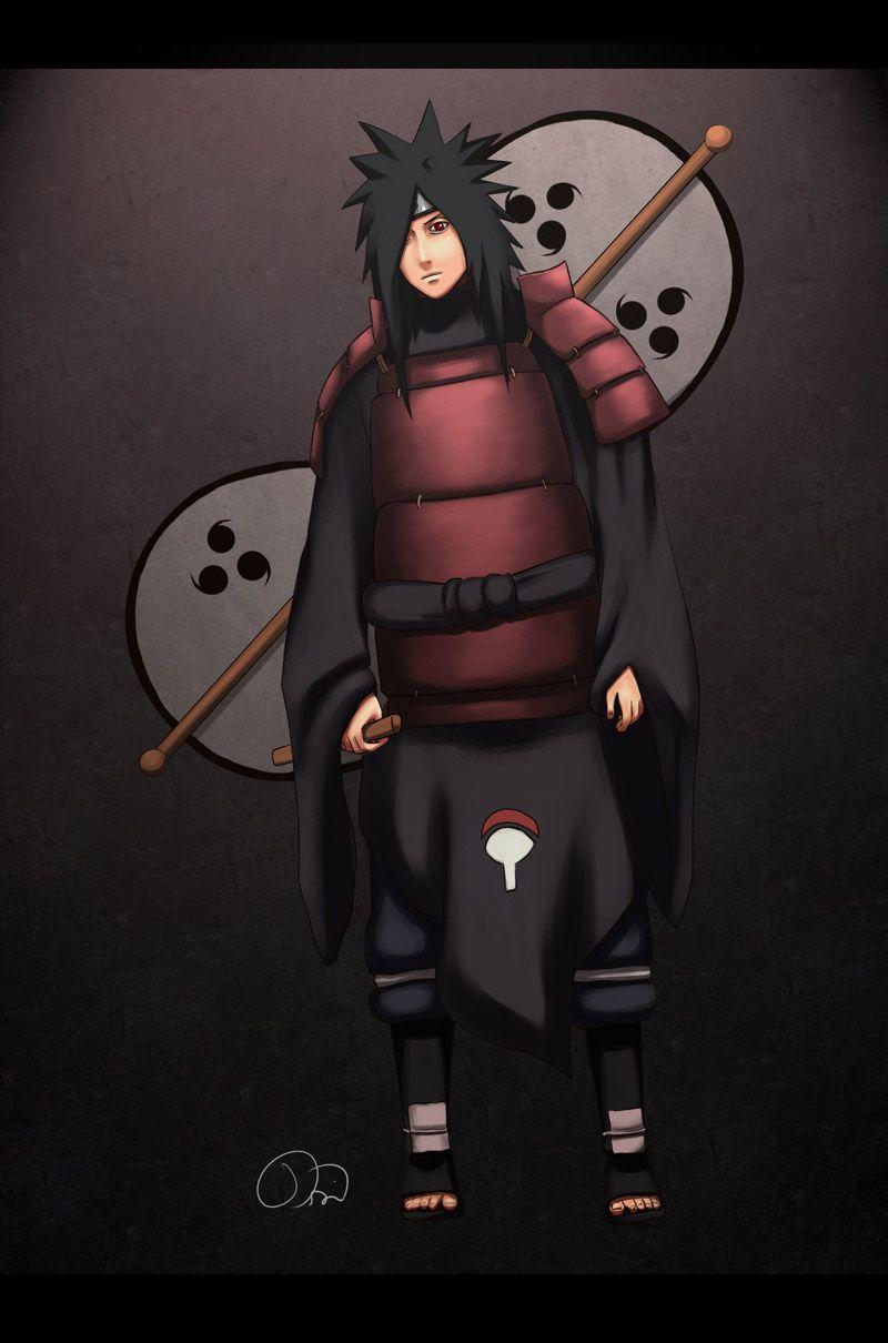 Madara - Technique de sasuke ...